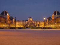 Louvre By Free On-Line Photos (FOLP) [Public domain], via Wikimedia Commons